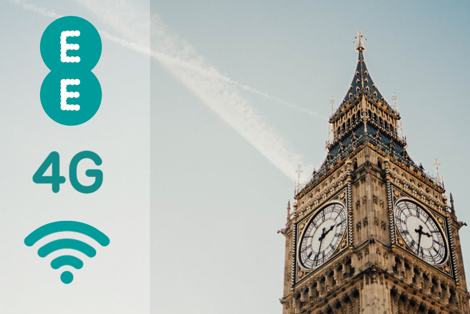 EE Accelerates Ultra-Fast 4G+ Mobile Broadband Across London UK
